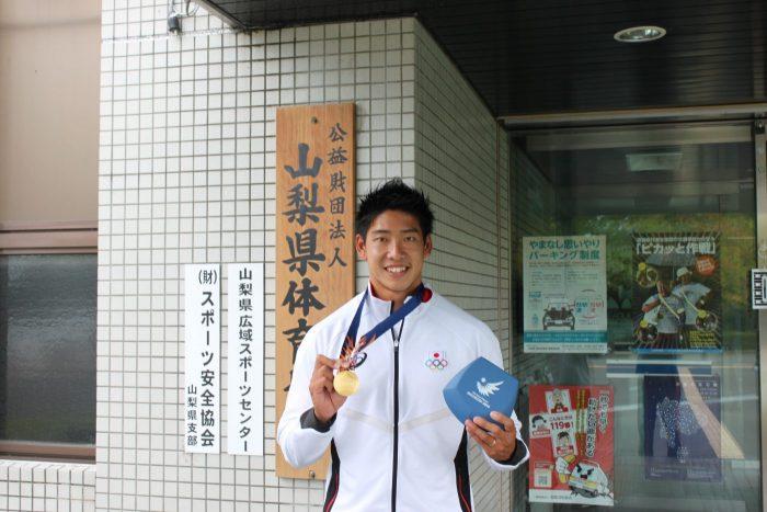 藤嶋大規選手