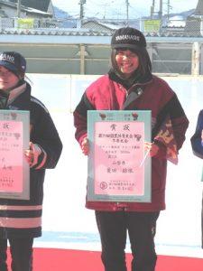 成年女子3000m 蓑田選手