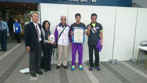 野澤 啓佑 成年男子400mハードル 第1位