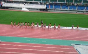 陸上競技 少年女子A 3000m決勝