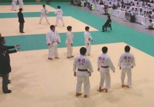 柔道競技 少年女子