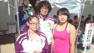山岳競技 少年女子