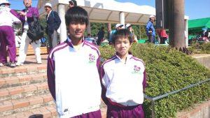 テニス競技 少年男子