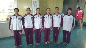 体操競技 少年女子