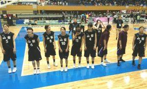 バスケットボール競技 成年女子