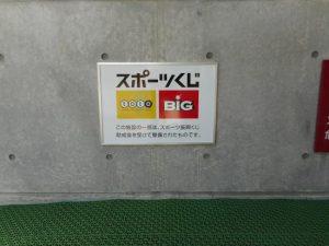 toto・BIG看板