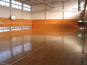 小体育館写真