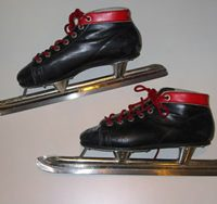 スピード用スケート靴写真