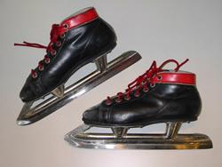 ハーフスピード用スケート靴写真